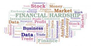 Financial Hardship